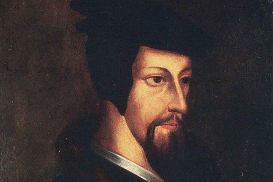 How John Calvin Made me a Catholic