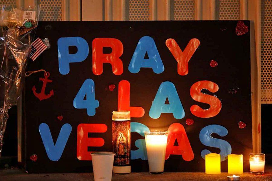 Horror in Las Vegas polarises the world of religion