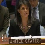 Nikki Haley's second brilliant speech at the Security Council, following her first veto as US Ambassador
