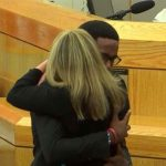 Extraordinary act of mercy: Brother of Botham Jean hugs and forgives Amber Guyger after 10-year sentence imposed